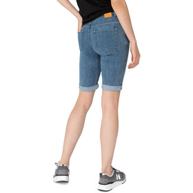 DUER Performance Denim Commuter Shorts Damen indigo 25